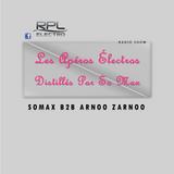 Les Apéros Electros Distillés par SOMAX B2B ARNOO ZARNOO