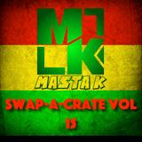 SWAP-A-CRATE VOL 15 - DJ MASTA K