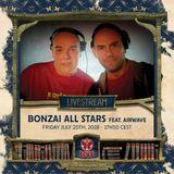 Airwave pres. Bonzai Allstars - Live @ Mainstage, Tomorrowland 2018