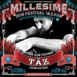 Täz - Millésime Session recorded@Millésime Festival (2018.06.01)