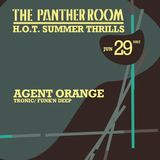 Agent Orange [DJ] Output Brooklyn. Panther Room. H.O.T June 2017