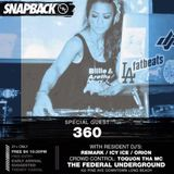 DJ 360 Live at Snapback LBC 2/24/2017