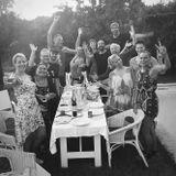 Mario Soldo's Private Pool Birthday Party - Summer 2016 - DJ Mia Legenstein mix part II (late night)
