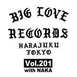 BIG LOVE RECORDS RADIO vol.201 (NOV.02.2018)