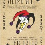 'Disc-Joker-Contest' Club Kamikaze 2012-10-12 [Continuous Mix]