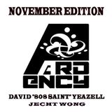 "Ardency Hawaii Mix Show Thanksgiving Edition Featuring David ""808 Saint"" Yeazell & Jecht Wong"