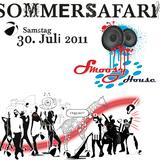 SommerSafari 2011 - Smoosy House Showcase - Gloria Game Boyz