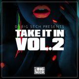 DJBIGSECH - TAKE IT IN VOLUME 2