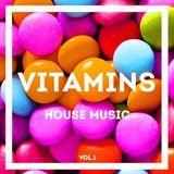 Vitamins House Music Live Vol 1 CD 01