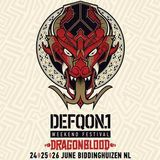 DHHD @ Defqon.1 Weekend Festival 2016 - Magenta Stage