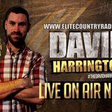 David Harrington Show Monday 08/10/2018