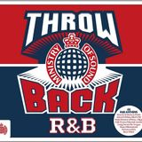 Ministry of Sound Throwback R&B Mix3