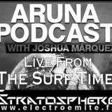 Joshua Márquez Pres. Aruna Podcast EP 58 (Live From The Surf Time + Stratosphere Guest Mix)  by Elec