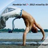 HandsUp Vol.7 - 2012 mixed by DJ DeLa