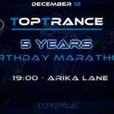 Arika Lane - Top Trance Anniversary 2016