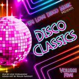 Disco Classics Vol 5 by DeeJayJose