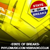 The State of Breaks with Phylo on NSB Radio - 1-4-2016