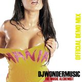 "House/Dance Mix 30/10 by DjWonder ""The Music Alchemist"""