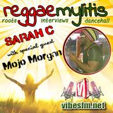 Interview with Mojo Morgan of Morgan Heritage on the Reggaemylitis Show for Vibes FM, London