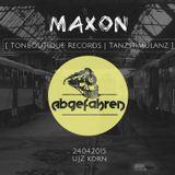 Abgefahren Podcast #5 mit Maxon
