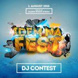 DJ KLAPI - IDEM NA FEST 1.8.2015 DJ CONTEST TECHNO STAGE