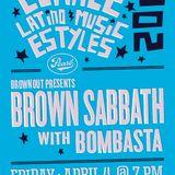 Échale San Antonio - Brown Sabbath