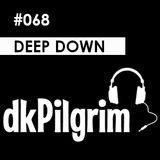 dkPilgrim - #068 Deep Down, [Drum & Bass, Techstep]