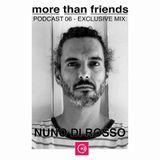 Podcast 06 - Exclusive Mix - Nuno Di Rosso - Julho 2014