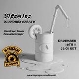 VITAMINA Dj Andrea Sabato on IN PROGRESS RADIO (Amsterdam) 16.12.18