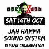 Jah Hamma Sound System 10 Year Celebration Dance