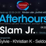 Afterhours 014 - exclusive mix by Slam Jr. (09-22-13)