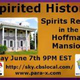 Spirits Reside in the Hoffman Mansion
