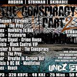 Rusher, Stunnah & Skibadee - The Conspiracy Part II