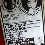 Psycatron_Live@ 20 Years Of Planet E @ Celtronic 2011