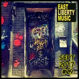 EAST LIBERTY MUSIC - Sept 2017 Nu Disco Mix #09