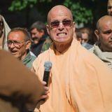 BB Govinda Swami kirtan