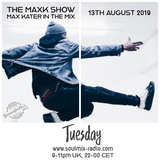 Markus Kater on Soulmix-Radio - 13|08|2019 - Soulful House For You