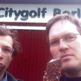 Radio Baldrian live vom Minigolfplatz Marzahn mit Norman und Jenz