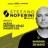 Hassio COL @ Mansion Club With Stefano noferini 28 Mayo 2016