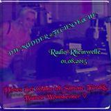 Die Mudder@Technoküche 01.08.2015 Radio Rheinwelle