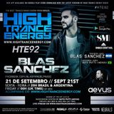Guto Putti (Aevus) Pres. High Trance Energy Ep.092 Guest Mix Blas Sanchez