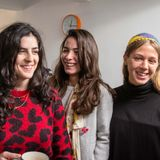 Winds & Skins with Ece, Donna & Debora // 13-03-17