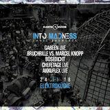 Gabeen live act @ Into Madness,Elektroküche,Köln,Germany, 24-11-2018