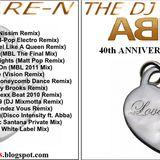 Lovelight the DJ Dare-N Abba 40th Anniversary Tribute Part 1