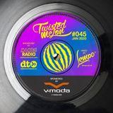 045 Twisted Melon // JAN 2020 // Cafe Mambo // Data Transmission