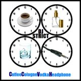 DJ Strict - CoffeeCologneVodkaHeadphone (2011)