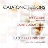 Catatonic Sessions mix - FNOOB Radio 24/07/12