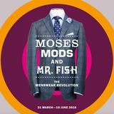 Moses, Mods and Mr Fish: A guided audio tour