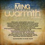 MING Presents Warmth 063