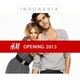 Music From H&M Indonesia Grand Opening